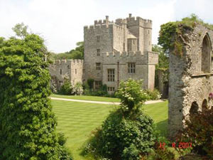 Saltwood Castle (private)